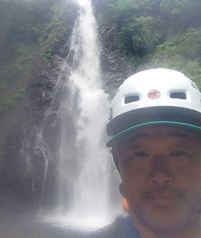 青森の登山ガイド 鶴谷氏