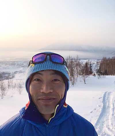 岩手の登山ガイド 伊藤氏
