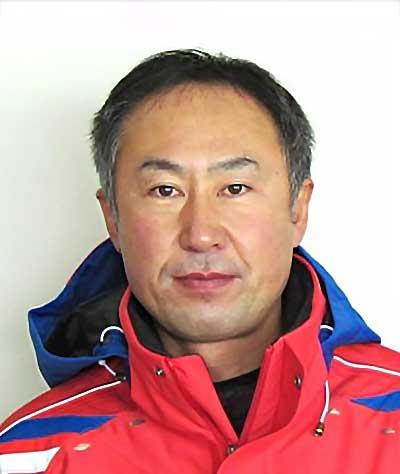 岩手の登山ガイド  戸埜村氏