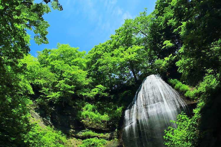 北東北山岳ガイド協会 女神山 降る滝 ガイドプラン