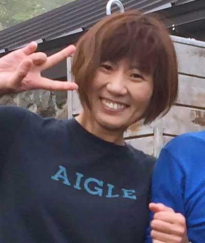 秋田の登山ガイド 大川氏