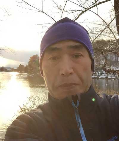 岩手の登山ガイド 阿部氏