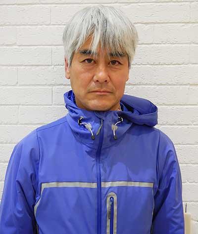 岩手の登山ガイド 米澤氏