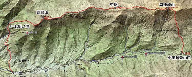 北東北山岳ガイド協会 早池峰山 ガイド