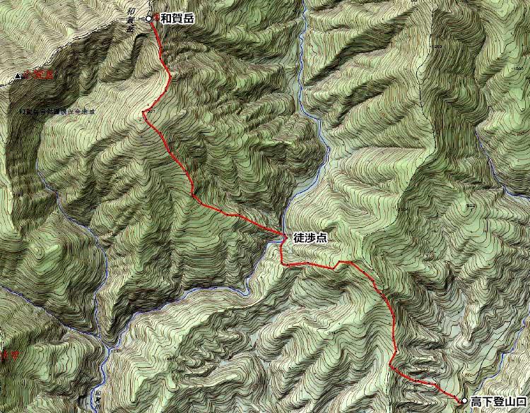 東北山岳ガイド協会 和賀岳 登山ツアー